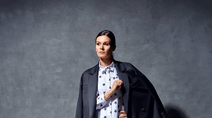 Austėja Jablonskytė tapo Dianos Vapsvės kolekcijos veidu