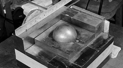 Trečios Japonijai skirtos atominės bombos aukomis tapo mokslininkai