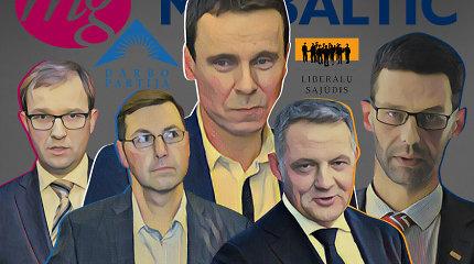 """Penkeri politinės korupcijos bylos metai: užgesusi E.Masiulio žvaigždė, """"tulpių pašto"""" istorija ir smūgis partinei sistemai"""