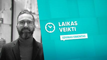 """""""Laikas veikti"""" svečias E.Eimontas – apie eSporto žaidimus ir jų poveikį"""