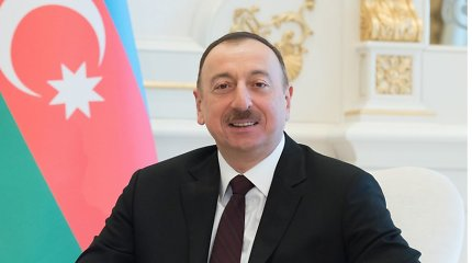 Azerbaidžano prezidentas I.Aliyevas: stebėtojai neobjektyviai vertina rinkimus