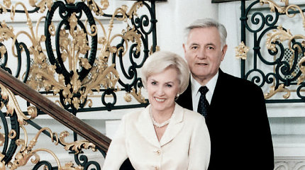 Alma ir Valdas Adamkai