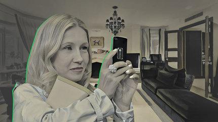 Su Vladimiro Romanovo dukterėčia susiję apartamentai Londone – prokurorų akiratyje