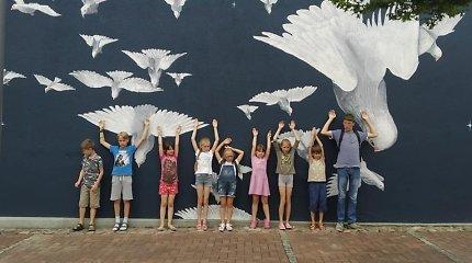 Jau rugsėjis – maltiečiai primena, kad stokojantiems vaikams vis dar reikia pagalbos