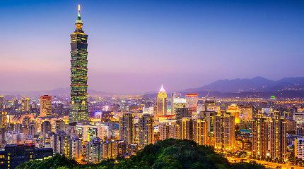 Taivanas pakvietė dirbti iš Kinijos išsiųstus JAV žurnalistus