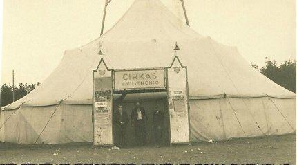 Nežinomi, bet neužmiršti lietuviško cirko artistai