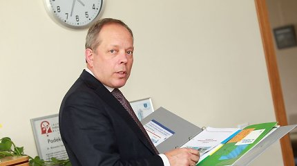 Buvęs VAE direktorius R.Vaitkus kaltas dėl piktnaudžiavimo: mokės 11 tūkst. eurų baudą