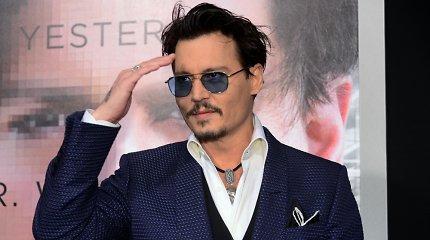 Kino karalius nukarūnuotas: ketvirtas Johnny Deppo filmas iš eilės patyrė fiasko