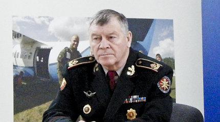 """Sabotažu apkaltintas S.Madalovas: """"Politika – ne mano reikalas, aš karininkas"""""""