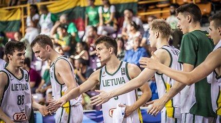 Prancūzų lyderio nesustabdę lietuviai pasaulio čempionate liko ketvirti