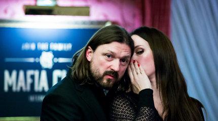 Garsenybių žaidime dalyvavusią aktorę Valdą Bičkutę iš naujo įsimylėjo jos vyras