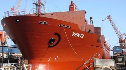 """Parduodamo LJL laivo """"Venta"""" kainą gali tekti mažinti"""