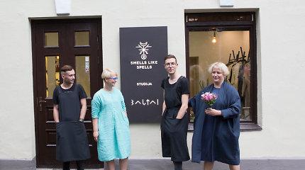"""Naujoje studijoje – lietuviški """"loungewear"""" rūbai ir kvapai namams"""