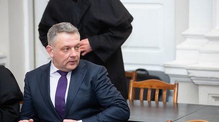 Apeliacinis teismas atmetė E.Masiulio skundą dėl arešto pinigams pratęsimo