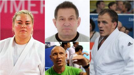 Dziudo rinktinėje – maištas: lyderiai stoja piestu prieš tik rusiškai kalbantį trenerį