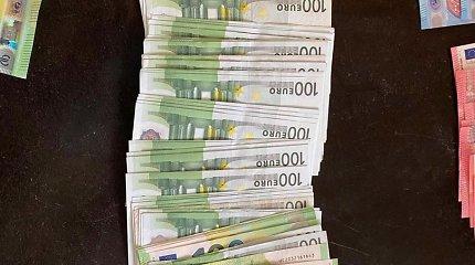 Apsilankęs internetinėje investavimo platformoje jonaviškis neteko 26 tūkst. eurų