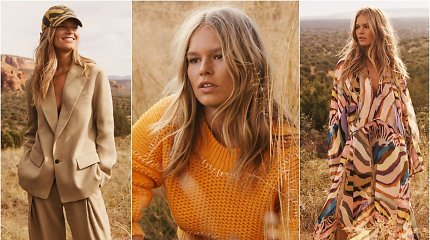 """""""H&M Studio SS19"""" kolekcija: nuotykiai, glamūras ir ypatingas pristatymas Arizonoje"""