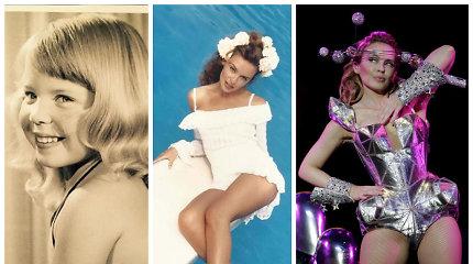 Kylie Minogue švenčia 50-metį: mėgaujasi sėkme scenoje, bet gyvenimo meilės dar nerado