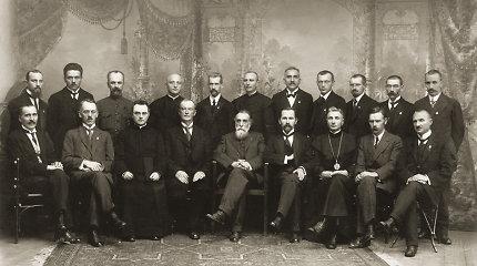 Tarp Vasario 16-osios Nepriklausomybės akto signatarų – net 5 masonai