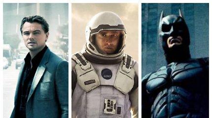 Testas C.Nolano 50-mečio proga: ar atpažinsite šio režisieriaus filmus?