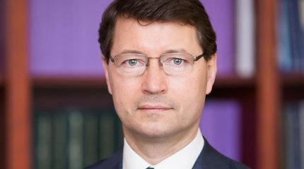 Atrinktas kandidatas į ES Bendrąjį Teismą