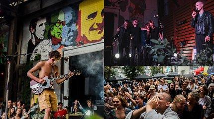 """Menų fabrike """"Loftas"""" startuoja šeštasis muzikos inkubatoriaus """"Novus"""" sezonas"""