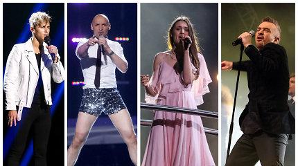 "Lietuviškasis ""Eurovizijos"" biudžetas: ""LT United"" vyko basomis, D.Montvydas ""vežėsi"" 100 tūkst. eurų"