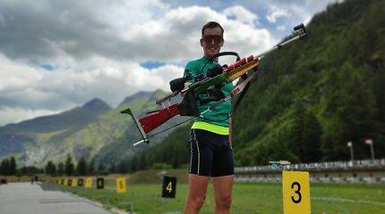 Olimpinis sezonas prasidėjo V.Strolios bei G.Leščinskaitės pergalėmis