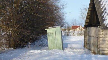 Gamtos vaikai: kaip prieš 100 metų dėl lietuvių nenoro naudotis tualetais valdžiai skaudėjo galvą