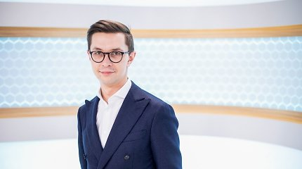 """Radijo programai """"LRT Klasika"""" vadovaus Julijus Grickevičius"""