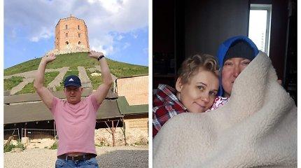 Dukra paprašė žmonių pagalbos vėžio paralyžiuotam tėčiui: stebuklas įvyko per 4 valandas