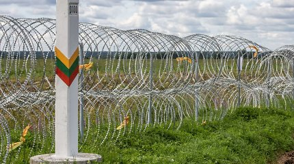 Iš Vyriausybės – komentarai apie neteisėtą migraciją iš Baltarusijos į Lietuvą