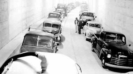 Kuo panašios COVID-19 ir 1954 m. automobilių stiklų įdaužų epidemija?