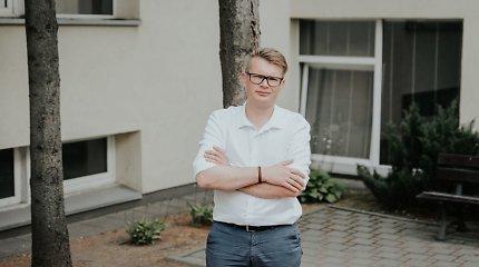 Vertėjas R.Blaszkiewicz lenkia galvą priešinternetinės eros kolegoms