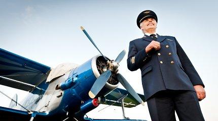 """Aviacijos instituto direktorius Jonas Stankūnas: """"Psichologinius testus lakūnai gali apeiti"""""""