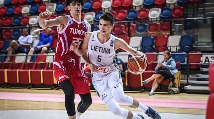 20-mečiai užtikrintai įveikė turkus ir Europos čempionate finišavo penkti