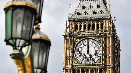 Londono Didysis Benas nutils ketveriems metams