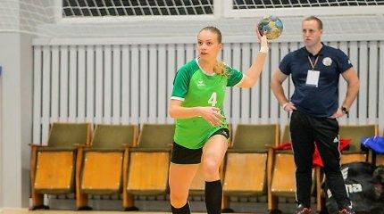 Lietuvos moterų rankinio lygoje aiškėja lyderių pozicijos