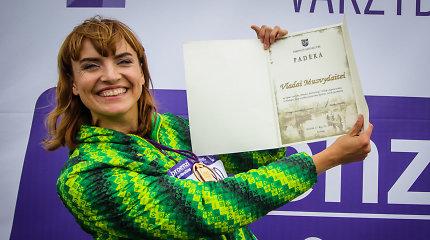 Vlada Musvydaitė atskleidė paprastą receptą, kaip pagerinti fizinį pasirengimą