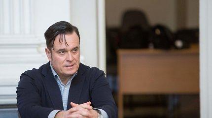 Teismas atnaujino buvusio VMI vadovo D.Bradausko skundo nagrinėjimą
