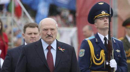 Aliaksandras Lukašenka: Minskas pasirengęs dialogui dėl stabilumo Europoje