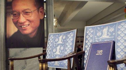 Kinijoje kremuoti disidento Nobelio taikos premijos laureato Liu Xiaobo palaikai