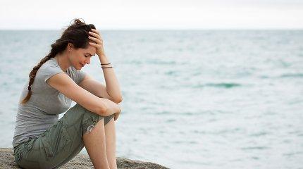 Depresija – ne apsileidimas, o liga: kaip susigrąžinti gyvenimo spalvas
