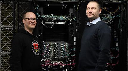 Nauji įrenginiai Vilniaus universitete leis išplėsti mokslinių tyrimų ribas medicinos srityje