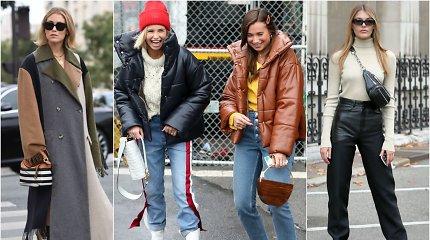 Kaip rengtis rudenį? Pagrindinės mados tendencijos ir idėjos iš užsienio stilingiausiųjų