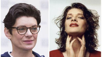 Aktorė Monika Bičiūnaitė švenčia 50-metį: sveikinimus siunčia scenos kolegos