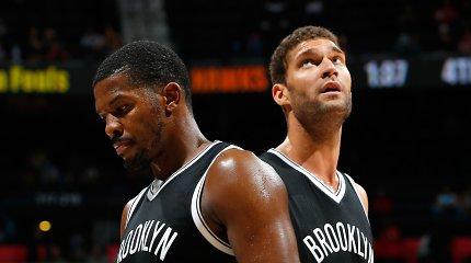 """""""Nets"""" atleido daugiausiai uždirbantį NBA krepšininką po Kobe Bryanto"""