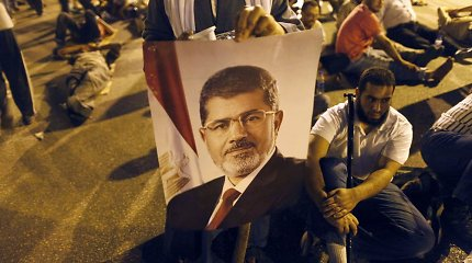 Teismo salėje mirė buvęs Egipto prezidentas Mohammedas Morsi