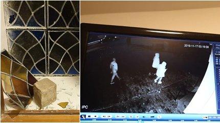 Išdaužti du Kauno mečetės vitražiniai langai – kultūros paveldas niokojamas ne pirmą kartą