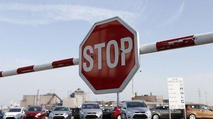 Reakcija į ženklą STOP: naujų butų pardavimai sustojo, atšaukia rezervacijas
